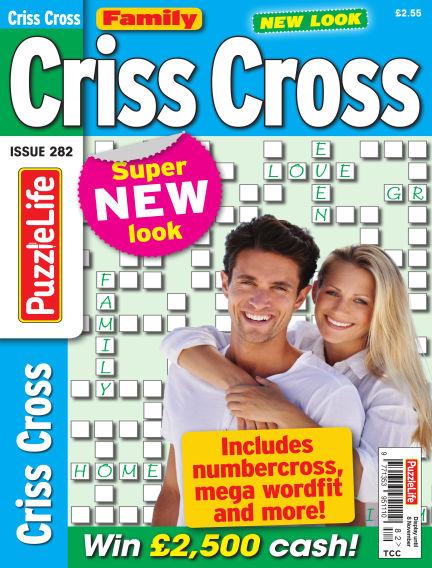 Family Criss Cross October 11, 2018 00:00