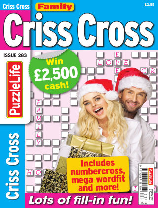 Family Criss Cross Issue 283