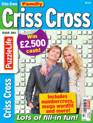 Family Criss Cross Issue 284