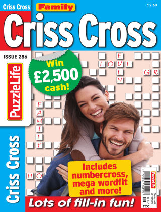 Family Criss Cross 286