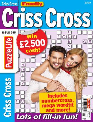 Family Criss Cross 285