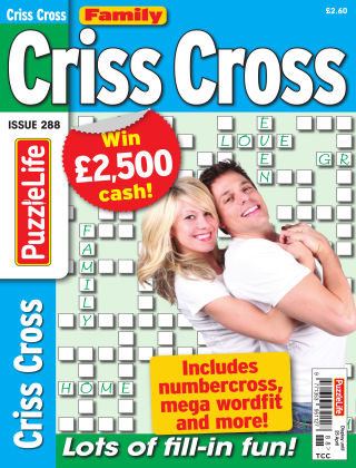Family Criss Cross 28 March 2019