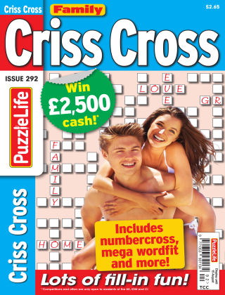 Family Criss Cross Issue 292