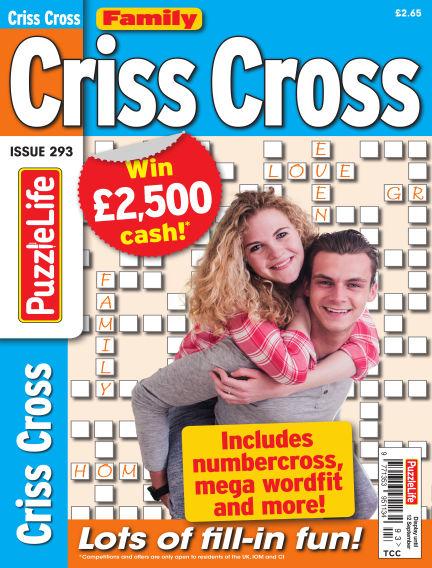 Family Criss Cross August 15, 2019 00:00
