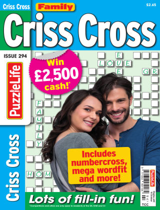 Family Criss Cross Issue 294