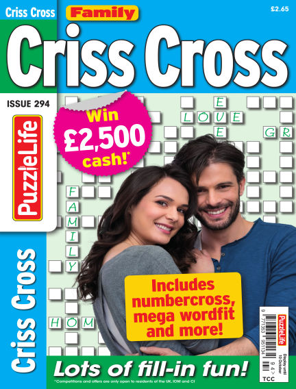 Family Criss Cross September 12, 2019 00:00