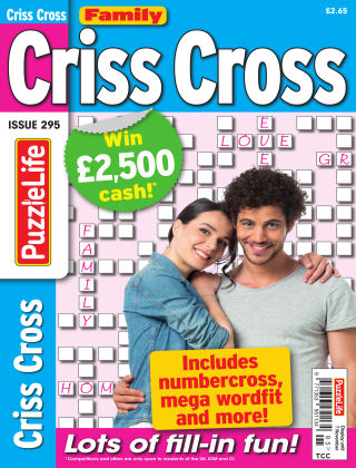 Family Criss Cross Issue 295