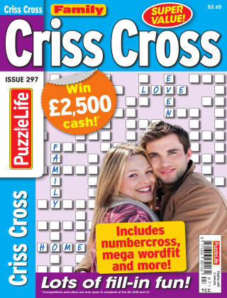 Family Criss Cross Issue 297