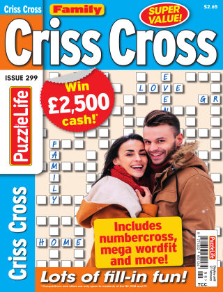 Family Criss Cross Issue 299
