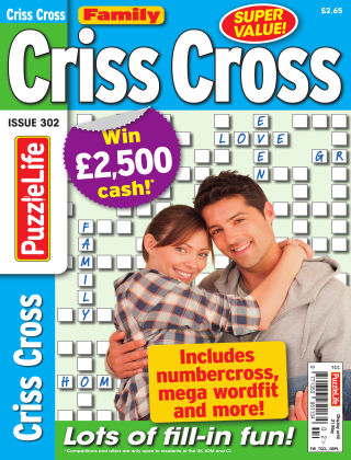 Family Criss Cross Issue 302_