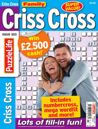 Family Criss Cross Issue 303
