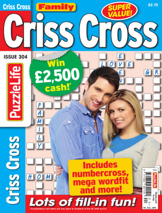 Family Criss Cross Issue 304