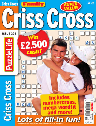 Family Criss Cross Issue 305