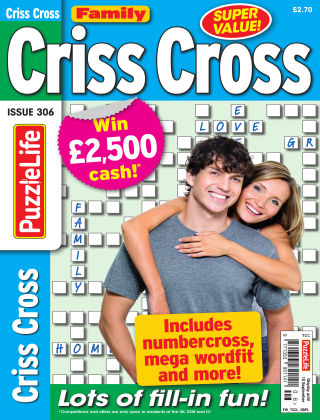 Family Criss Cross Issue 306