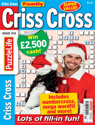 Family Criss Cross Issue 310