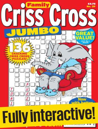 Family Criss Cross Jumbo Issue 039
