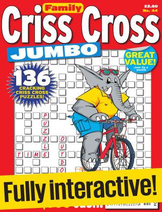 Family Criss Cross Jumbo Issue 044