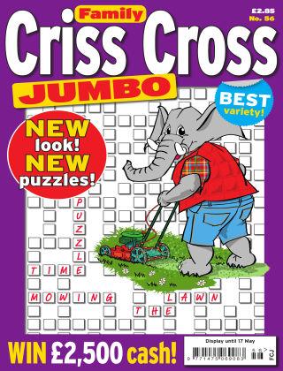 Family Criss Cross Jumbo Issue 056