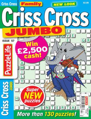 Family Criss Cross Jumbo Issue 057