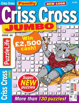 Family Criss Cross Jumbo Issue 060