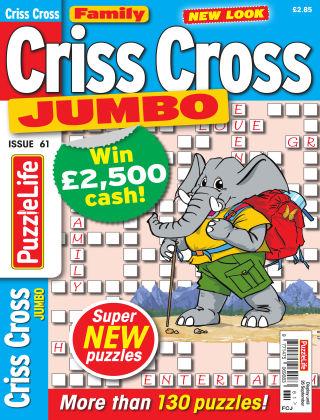 Family Criss Cross Jumbo Issue 061
