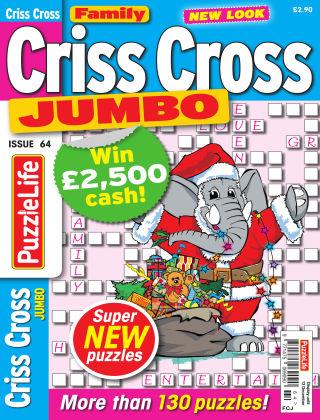 Family Criss Cross Jumbo Issue 064
