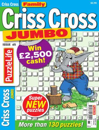 Family Criss Cross Jumbo Issue 065