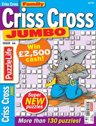 Family Criss Cross Jumbo Issue 066