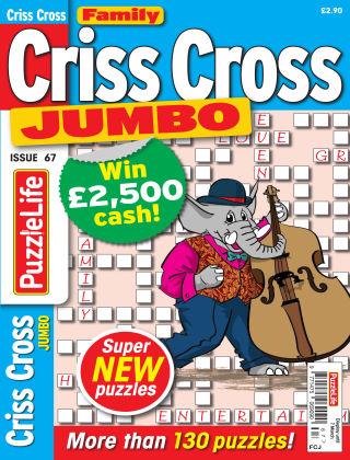 Family Criss Cross Jumbo Issue 067