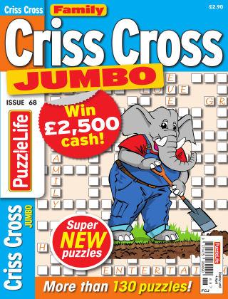 Family Criss Cross Jumbo Issue 068