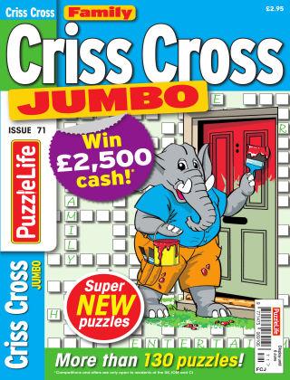 Family Criss Cross Jumbo Issue 071