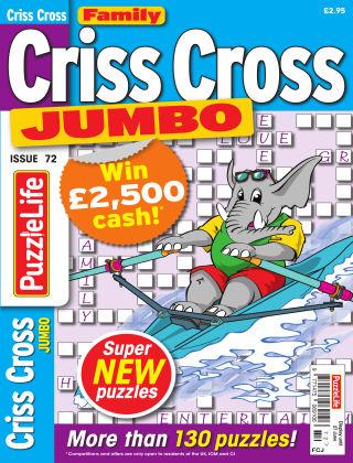 Family Criss Cross Jumbo Issue 072