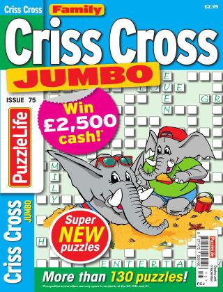 Family Criss Cross Jumbo issue 075