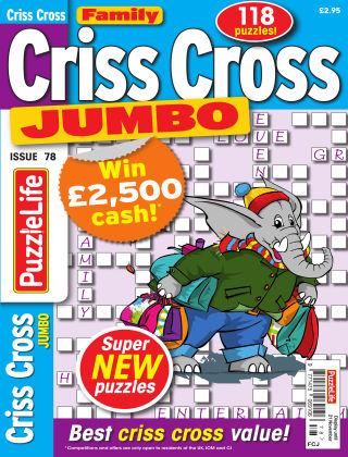 Family Criss Cross Jumbo Issue 078