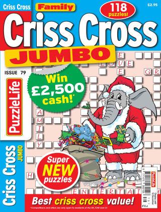 Family Criss Cross Jumbo Issue 079