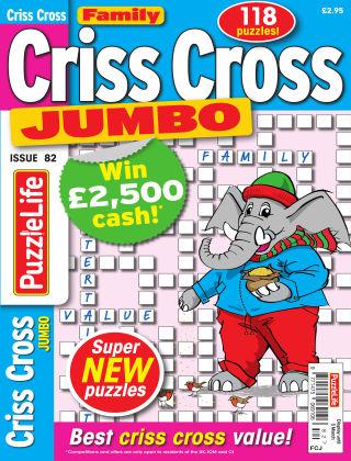 Family Criss Cross Jumbo Issue 082