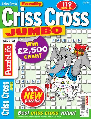 Family Criss Cross Jumbo Issue 083