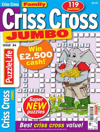 Family Criss Cross Jumbo Issue 084