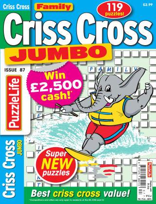Family Criss Cross Jumbo Issue 087