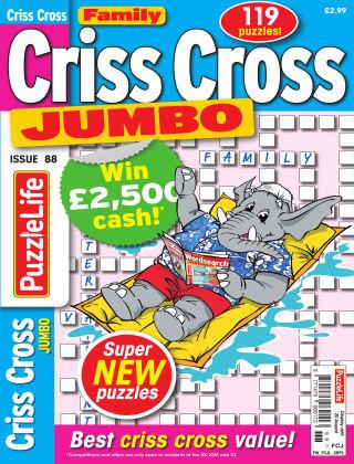 Family Criss Cross Jumbo Issue 088