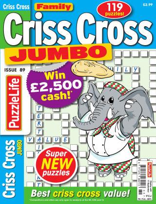 Family Criss Cross Jumbo Issue 089