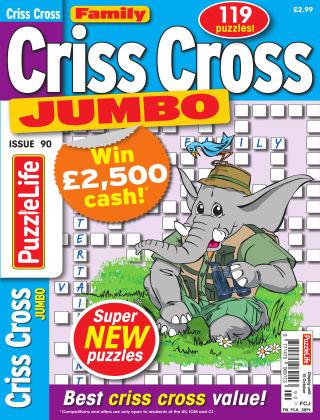 Family Criss Cross Jumbo Issue 090