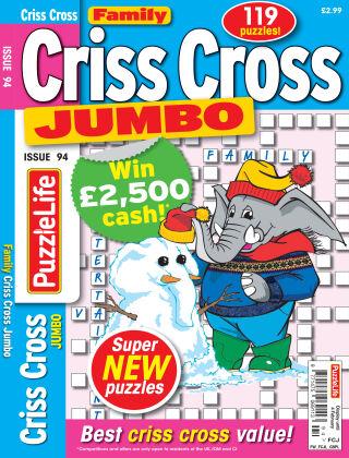 Family Criss Cross Jumbo Issue 094