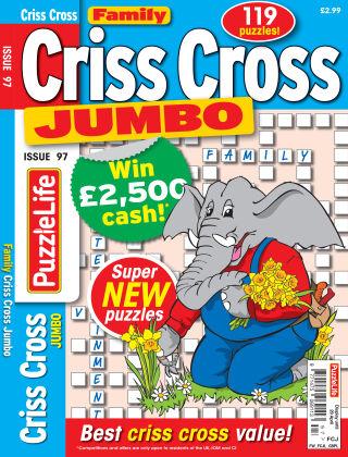 Family Criss Cross Jumbo Issue 097