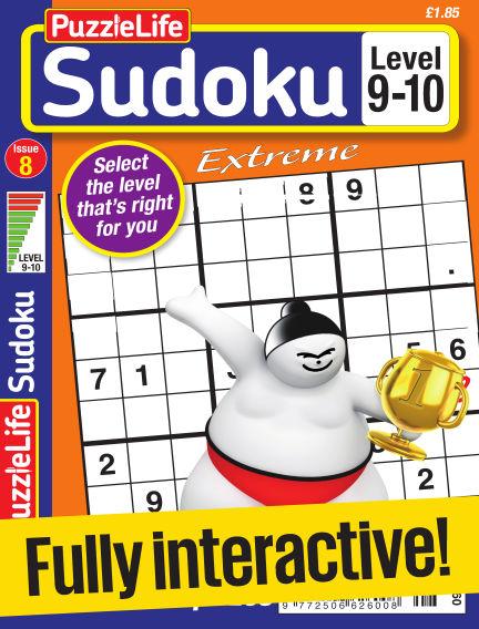 PuzzleLife Sudoku Extreme 9-10 February 02, 2017 00:00
