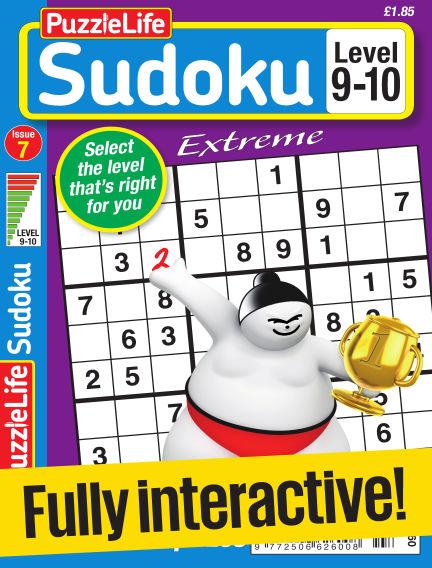 PuzzleLife Sudoku Extreme 9-10 January 05, 2017 00:00