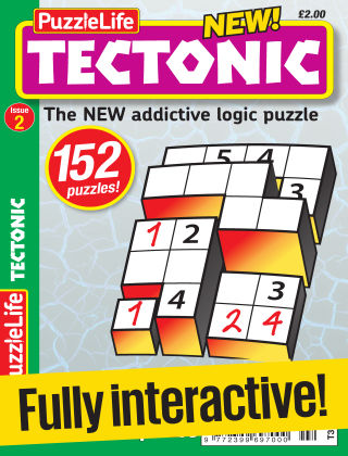 PuzzleLife Tectonic Issue 002