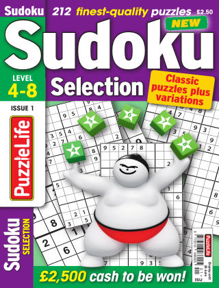 Sudoku Selection Issue 01