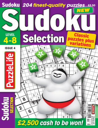 Sudoku Selection Issue 004