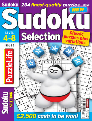 Sudoku Selection Issue 003